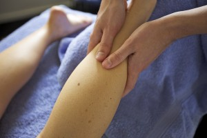 Osteopathy calf treatment calf strain, tightness, achilles pain and foot pain.