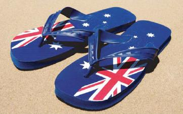 Flip-Flops…great for the beach, NOT great for your feet!